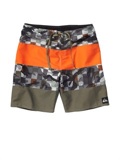 "SKT6AG47 New Wave Bonded  9"" Boardshorts by Quiksilver - FRT1"