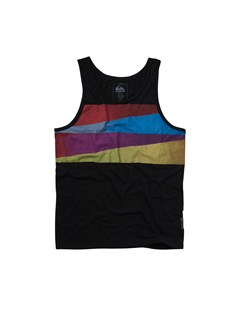 BLKWaved Out Tank by Quiksilver - FRT1