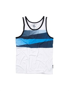 WHTCakewalk Slim Fit Tank by Quiksilver - FRT1