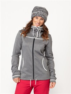 KTE0Torah Bright Fresh Fleece Hoodie by Roxy - FRT1