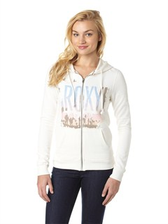 WBS0Glacial 2 Zip Up Hooded Fleece by Roxy - FRT1