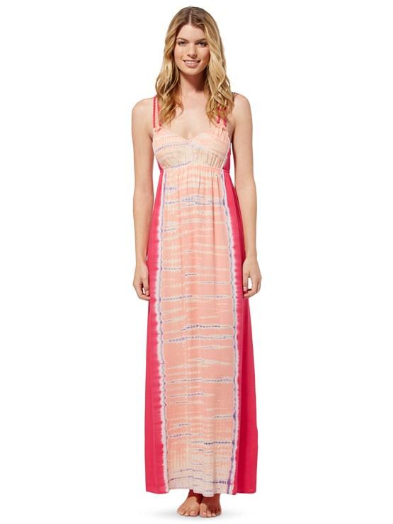 MNA6Shore Thing Dress by Roxy - FRT1