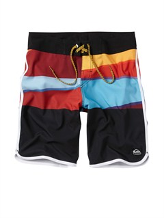 BLKA Little Tude 20  Boardshorts by Quiksilver - FRT1