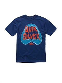 BSA0Boys 2-7 After Hours T-Shirt by Quiksilver - FRT1