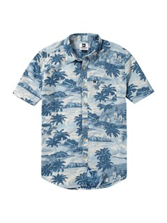 BFG6Sea Port Short Sleeve Polo Shirt by Quiksilver - FRT1