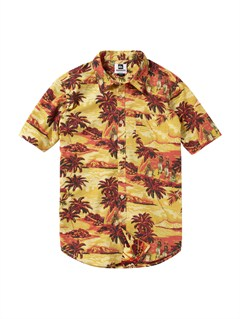 YMA6Tube Prison Short Sleeve Shirt by Quiksilver - FRT1