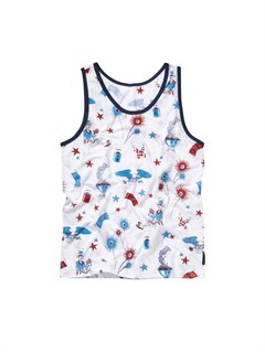 WHTMountain Wave Slim Fit Tank by Quiksilver - FRT1