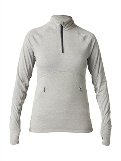 SGRHGet Going Half Zip Jacket by Roxy - FRT1