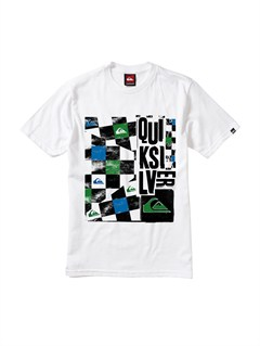 WHTBOys 8- 6 Rad Dip T-Shirt by Quiksilver - FRT1