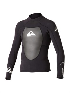 BKWBoys Syncro 3/2mm Back Zip Wetsuit by Quiksilver - FRT1