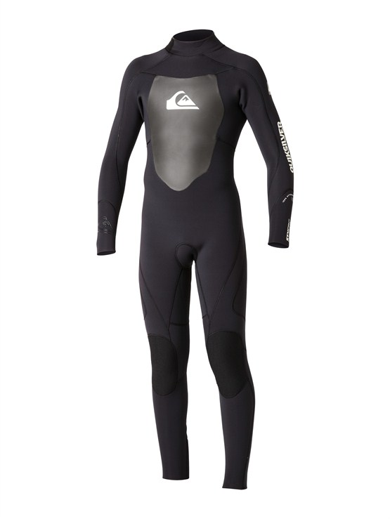 BKWAll Time LS Boy Rashguard by Quiksilver - FRT1