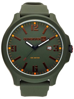 ARMAdmiral Leather Watch by Quiksilver - FRT1