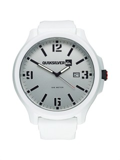 WHTAdmiral Leather Watch by Quiksilver - FRT1