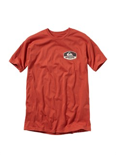 REDMen s Artifact T-Shirt by Quiksilver - FRT1
