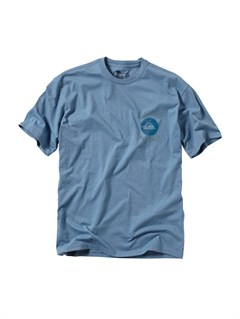 BLHAhoy Slim Fit Organic T-Shirt by Quiksilver - FRT1