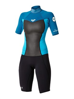 TURGirls 7- 4 High Light LS Rashguard by Roxy - FRT1