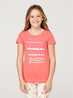 PPEGirls 7- 4 Bananas For Roxy Baby Tee by Roxy - FRT1