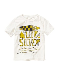 OWHBoys 2-7 Sprocket T-Shirt by Quiksilver - FRT1