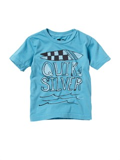 SGYBoys 2-7 Sprocket T-Shirt by Quiksilver - FRT1
