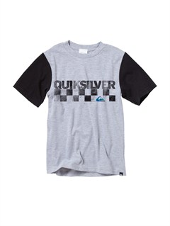ATHBoys 2-7 Checkers T-Shirt by Quiksilver - FRT1