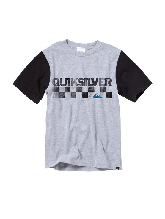 ATHBoys 2-7 Crash Course T-Shirt by Quiksilver - FRT1