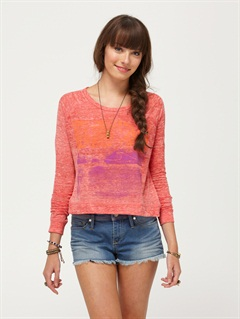 FLMRoxy Wave V-Neck Tee by Roxy - FRT1