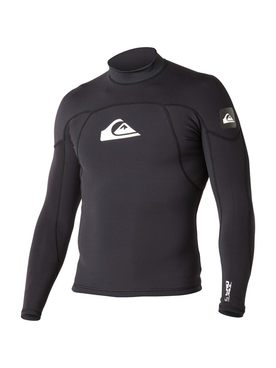 BKWIgnite 2MM LS Monochrome Jacket by Quiksilver - FRT1