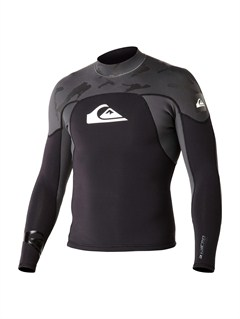 BLKIgnite 2mm Long Sleeve Jacket by Quiksilver - FRT1