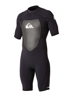 BKWSyncro 3/2mm GBS Back Zip Wetsuit by Quiksilver - FRT1