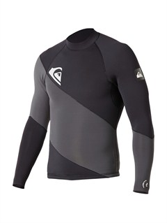 BKWIgnite 2mm Monochrome GBS Jacket by Quiksilver - FRT1