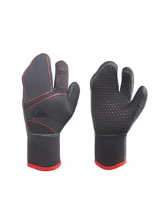 BLKSyncro 2mm 5 Finger Mesh Glove by Quiksilver - FRT1