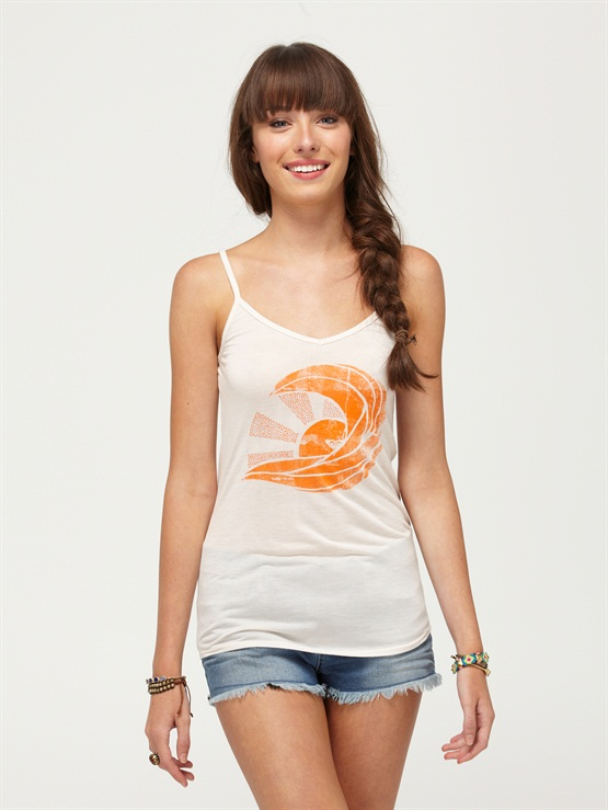 PLPALL ABOARD TANK TOP by Roxy - FRT1