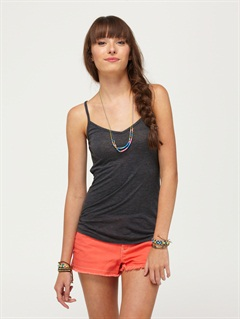 BLKALL ABOARD TANK TOP by Roxy - FRT1