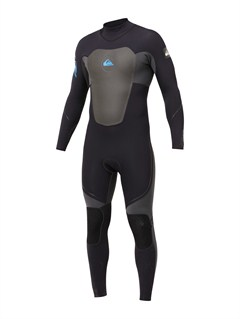BGRCypher 6/5/4 Hooded Chest Zip Wetsuit by Quiksilver - FRT1