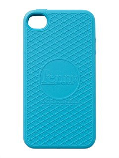 BLUPenny Board iPhone Case by Roxy - FRT1