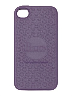 PURPenny Board iPhone Case by Roxy - FRT1