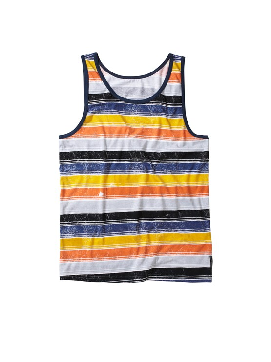 ORGMountain Wave Slim Fit Tank by Quiksilver - FRT1