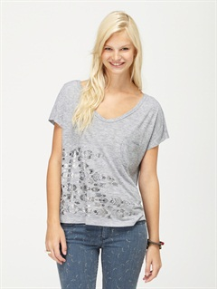 PEWRoxy Wave V-Neck Tee by Roxy - FRT1