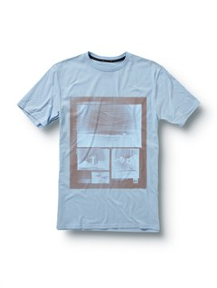 SKLMixed Bag Slim Fit T-Shirt by Quiksilver - FRT1
