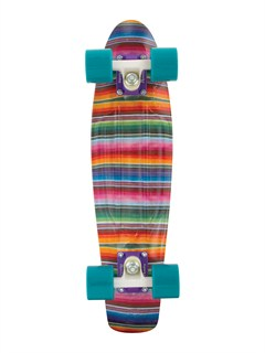 BAJNickel Fade Skateboard by Roxy - FRT1