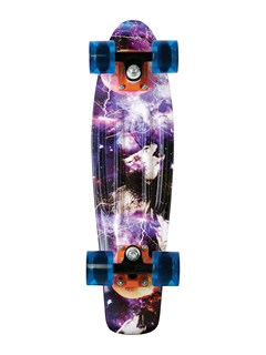 M32Nickel Fade Skateboard by Quiksilver - FRT1