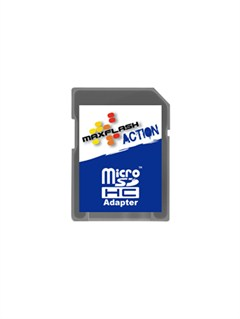 ASTMax Flash  6GB MicroSDHC Memory Card by Quiksilver - FRT1