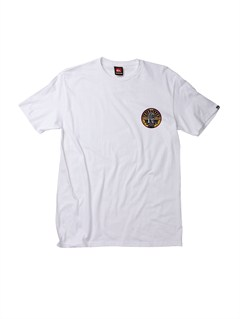 WHT3D Fake Out T-Shirt by Quiksilver - FRT1