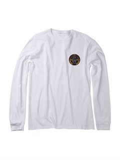 WHTRadiation Long Sleeve T-Shirt by Quiksilver - FRT1