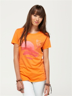BOGRoxy Wave V-Neck Tee by Roxy - FRT1