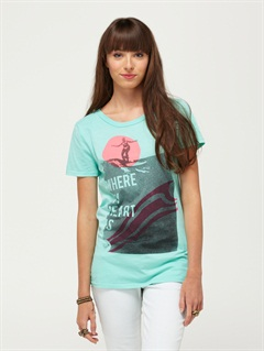 WAVAwesome Surf Tee by Roxy - FRT1
