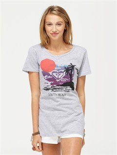 PEWLet it Fade South Beach Tee by Roxy - FRT1