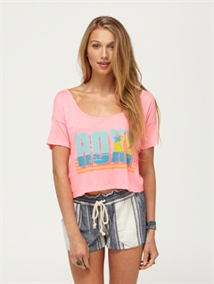 PNPCotton Candy Tee by Roxy - FRT1