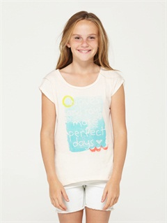 PLPGirls 7- 4 Bananas For Roxy Baby Tee by Roxy - FRT1