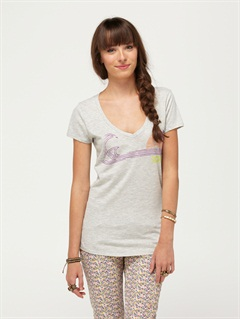 PEWAll For Hearts Tee by Roxy - FRT1